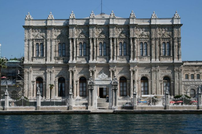 Dolmabahçe Palace & Continents