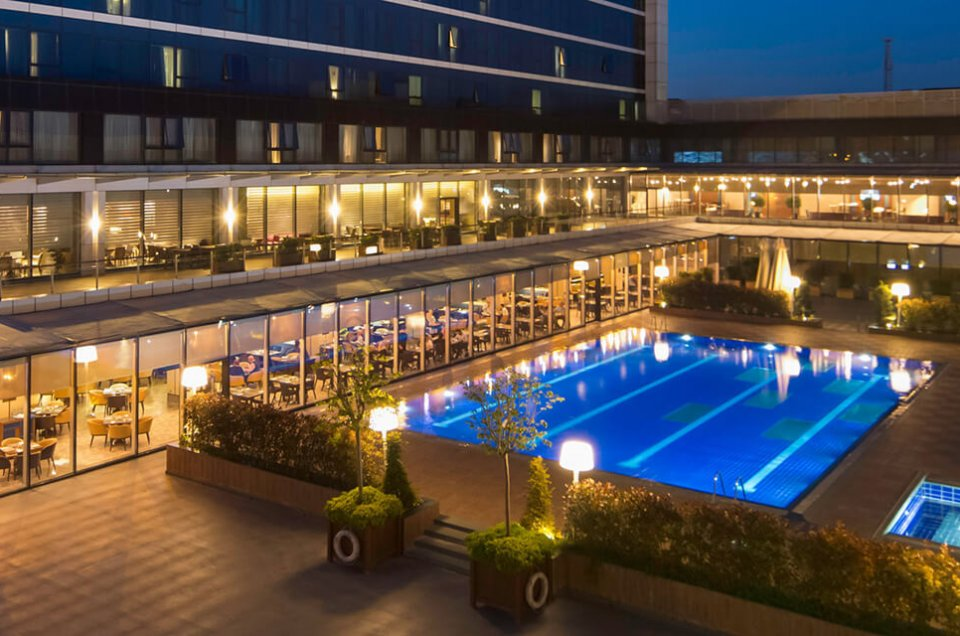 Istanbul Titanic Business Bayrampaşa Hotel